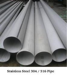 Stainless Steel 304 / 316 Pipe