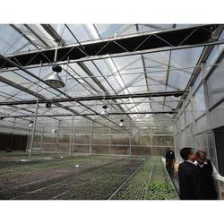Polycarbonate Garden Roofing Sheet