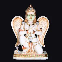 God Laxmi Narayan Marble Statue