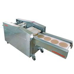 Semi Automatic Commercial Chapati Sheeting Machine