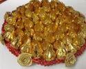 Fancy Decorative Chocolate Modak Thal