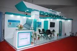 Exhibition Stall Fabrication : Exhibition stall fabrication in new delhi id