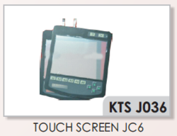 Staubli Jacquard Touch Screen Jc6