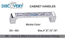 Cabinet Marble-D Handle
