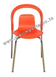 Visitor Chair (Red)