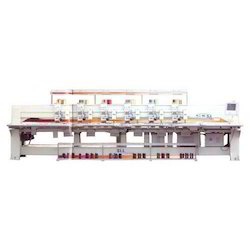 Chenille Multi-Head Embroidery Machine