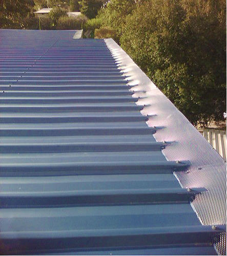 Flat Roof Gutter Roof Rain Water Gutter À¤° À¤« À¤—टर In Manali Chennai Fabcon Roofing Solution Id 7624257448