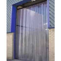 Climate PVC Strip Curtains