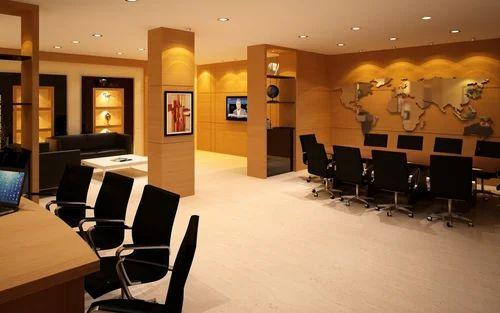 Sonalika Md Office Interior Design in Hoshiarpur Habitat