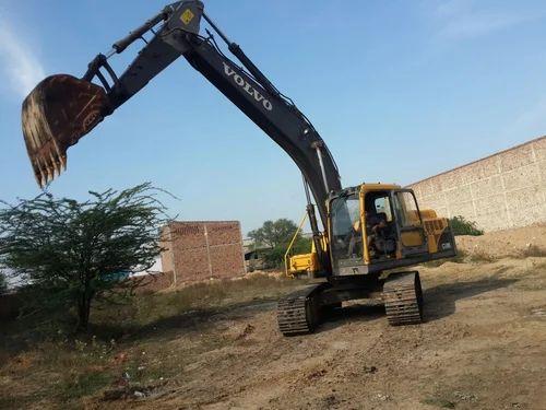 Used Volvo Ec 210 B Prime 2015 Excavators