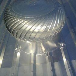 Round Air Roof Ventilator