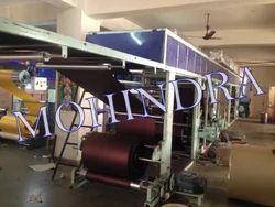 Mahindra Coating Machine