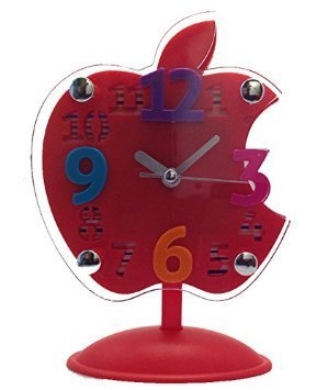 Apple Fashion Clock Christmas Gift Boys Girls Favorite Child ...