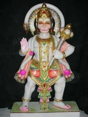 Hanuman Ji Statue God Amp Goddess Statues Pandit Jee
