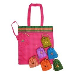 Packaway Shopping Bag (Polyester)