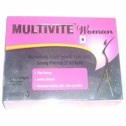 Multivite Woman