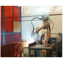 Welding Robot Machine