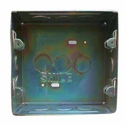 Zinc Plated Modular Box