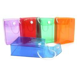 Clear Plastic Pouch