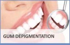 Gum De Pigmentation
