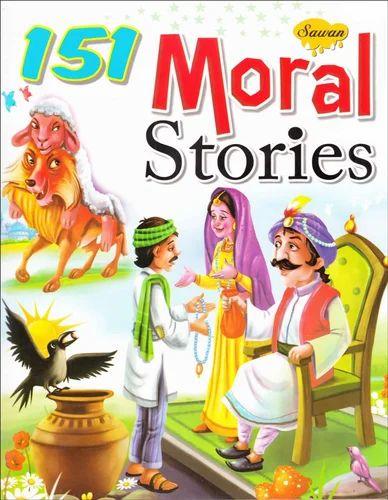 MORAL STORY BOOKS PDF
