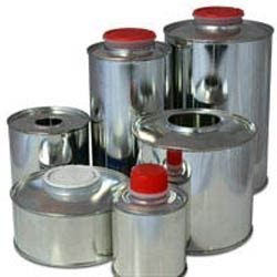 Round Spout in Top Cans