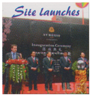 Site Launch