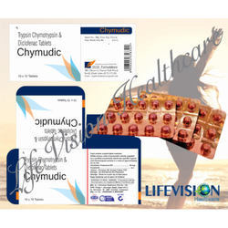 Trypsin Chymotrypsin & Diclofenac Tablets
