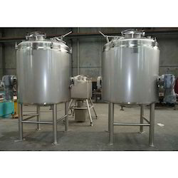 Jacketed Vessels