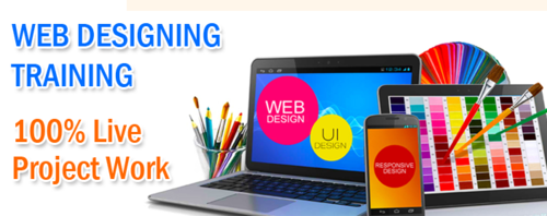 Website Designing Training