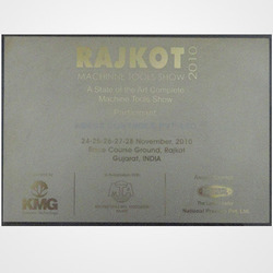 Rajkot Machine Tools Show 2010, Rajkot