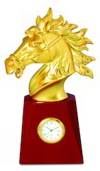 Brass Horse Trophy