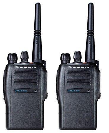 Motorola Uhf Walkie Talkie Radio