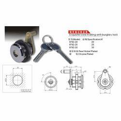 Cam type Safe Lock