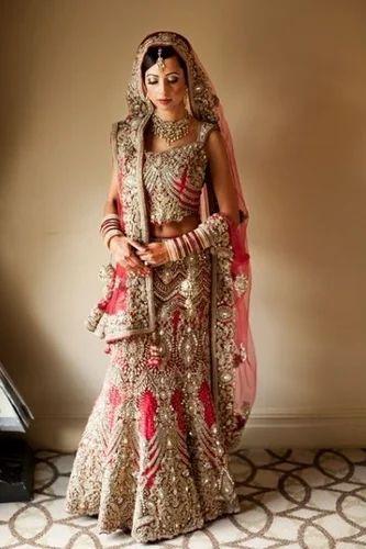 f703d16a98 Bridal Lehenga - Net Bridal Lehenga Manufacturer from Delhi