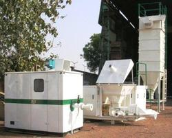 Cement Screw Pump With Soundproof Cabin