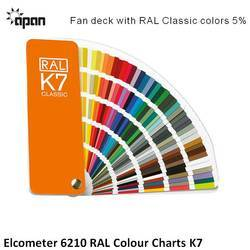 RAL Colour Charts K7