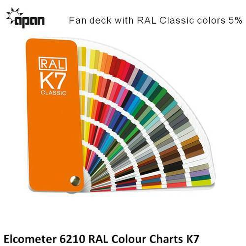 Ral Colour Charts K  View Specifications  Details Of Pvc Color