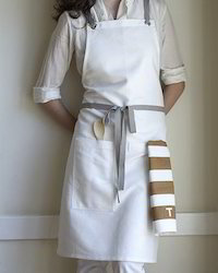 Organic Kitchen Aprons