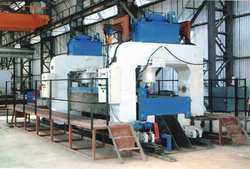 Rail Bending & Forming Machine
