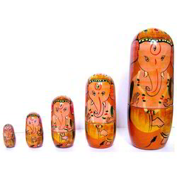 Stylish Russian Doll