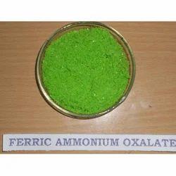 Ferric Ammonium Oxalate