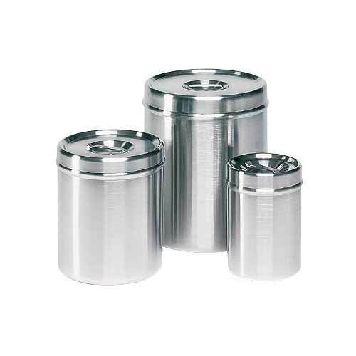 Factory Price Powder Coating Stainless Steel Kitchen: Stainless Steel Container Set