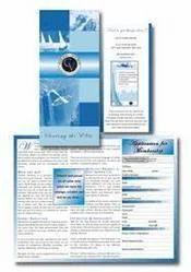 Leaflet Design Service