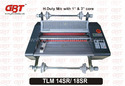 Thermal Lamination Machines TLM14R ( Steel Roller)