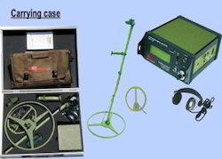 Deep Search Metal Detector RE-P-72 E