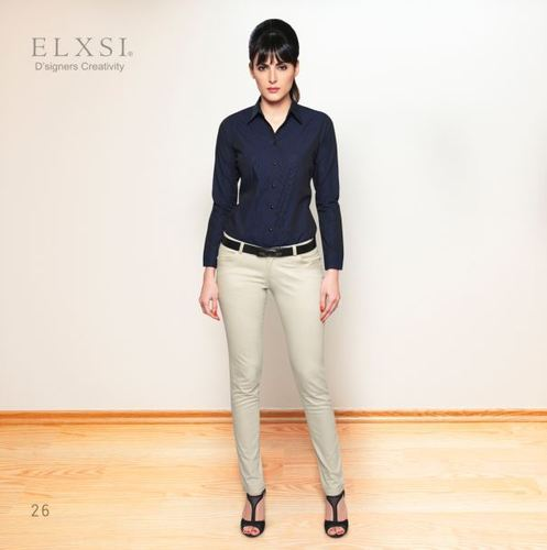 564bb035e7 Formal Shirt and Pant for Women - Second Skin