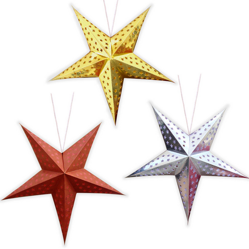 Decorative Stars - Decorative Hanging Stars Manufacturer from