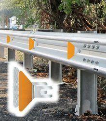 Guardrail Reflector