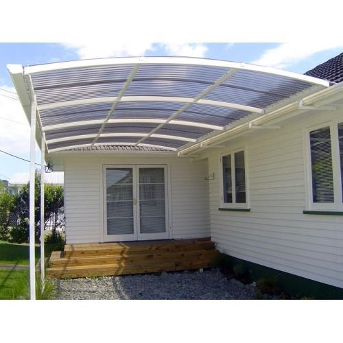 Polycarbonate Roofing Awning - View Specifications ...
